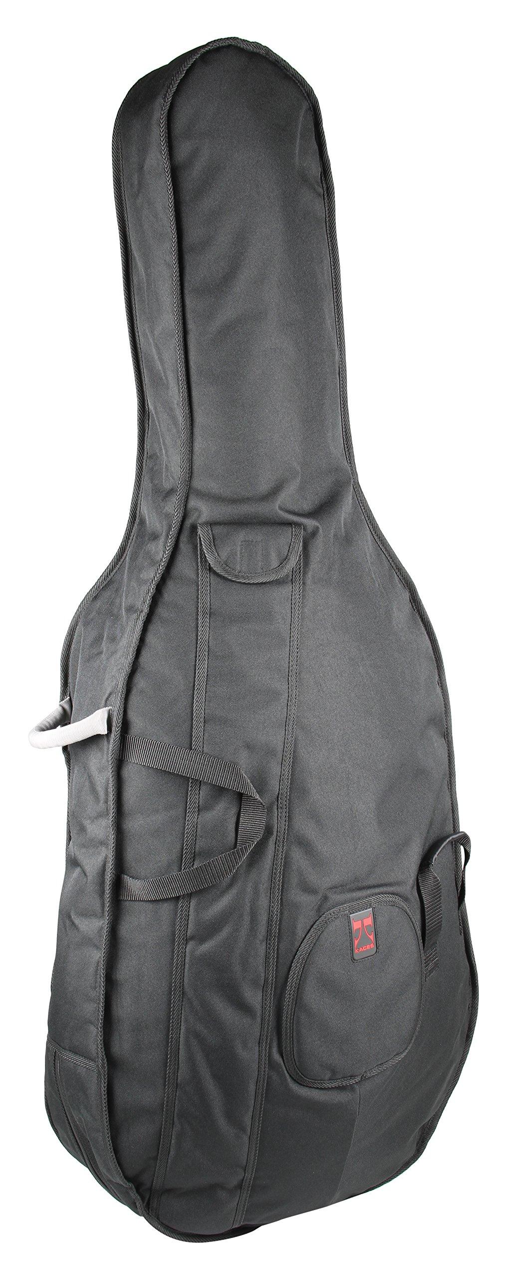 Kaces UKCB-1/2 University Series 1/2 Size Cello Bag