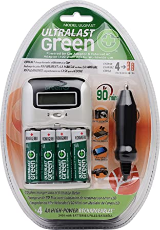 Amazon.com: UltraLast verde – ulgfast – Swift alta velocidad ...