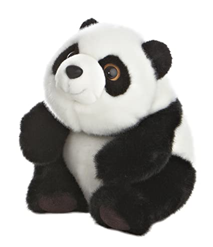 Amazon Com Aurora World 9 Lin Lin Panda Bear Toys Games