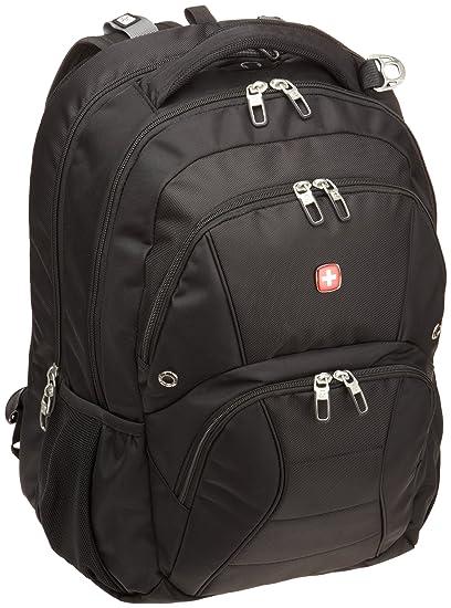 Swiss Gear ScanSmart 17 Inch Black Laptop Backpack - Buy Swiss Gear ... 0d5265dd8f127