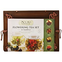 Tea Flowering Organic Gift Set by Numi