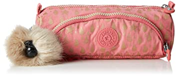 Amazon.com: Kipling Cute Pencil Cases, 22 cm, 1 liters, Pink ...