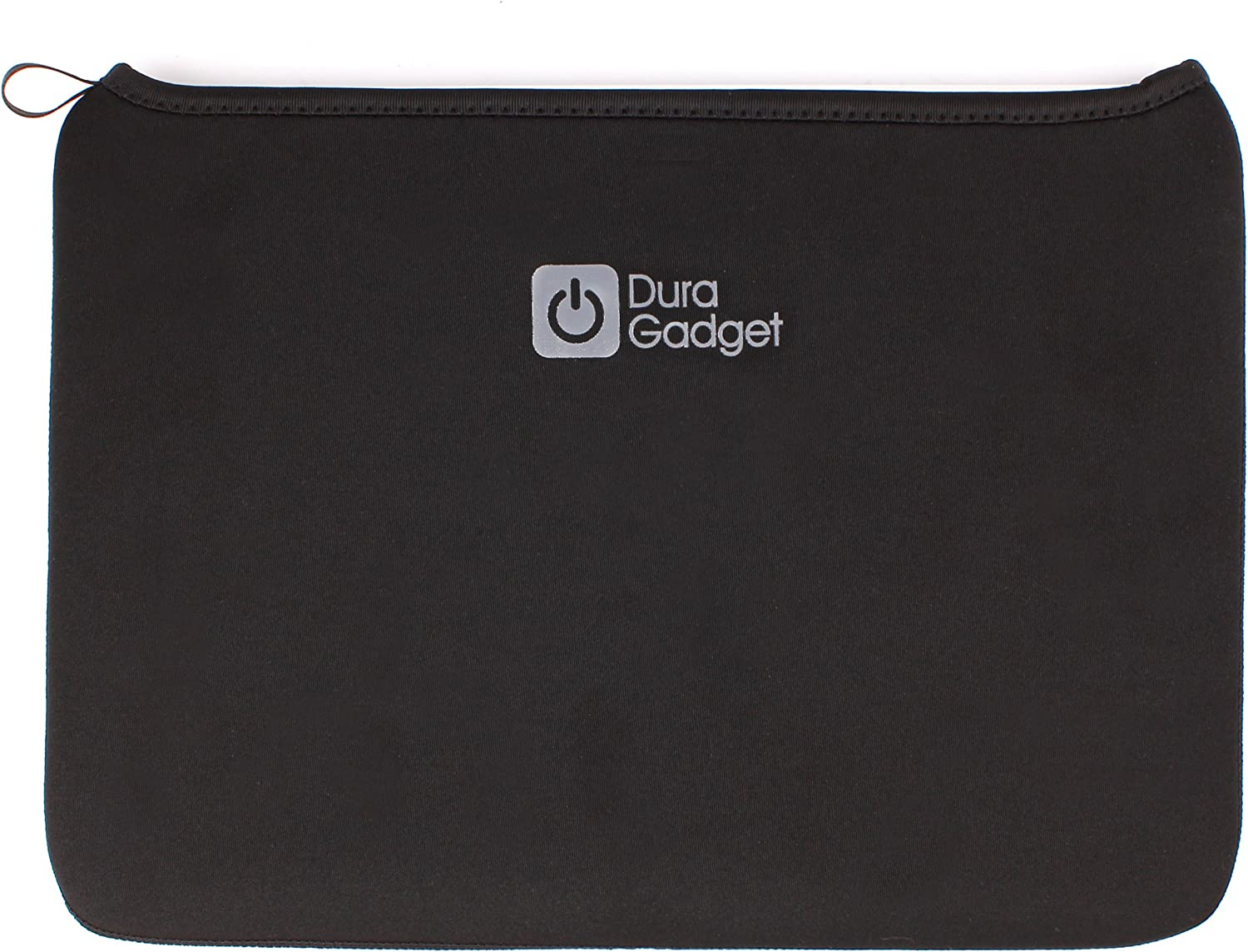"""DURAGADGET 13"""" Slip-in Black Carry Case - Suitable for Acer Switch Alpha 12 Laptop Made with Soft Neoprene Protective Material"""