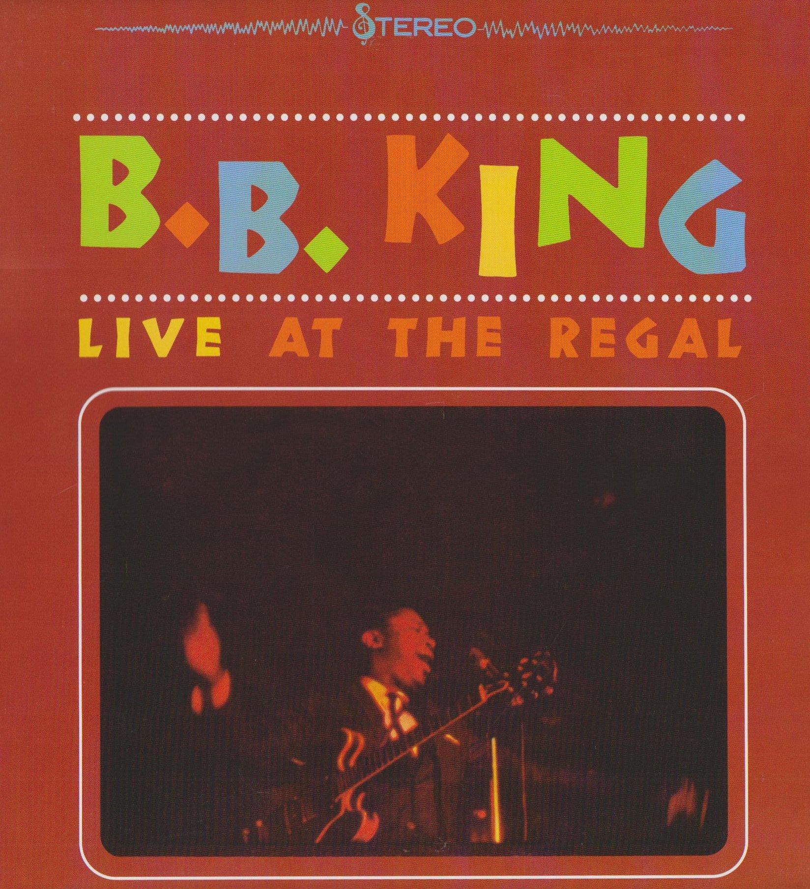 Live At The Regal [Vinyl] by VINYL