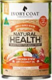 Ivory Coat Chick Coconut Stew 400gm Grain Free Dog Food, Adult and Senior