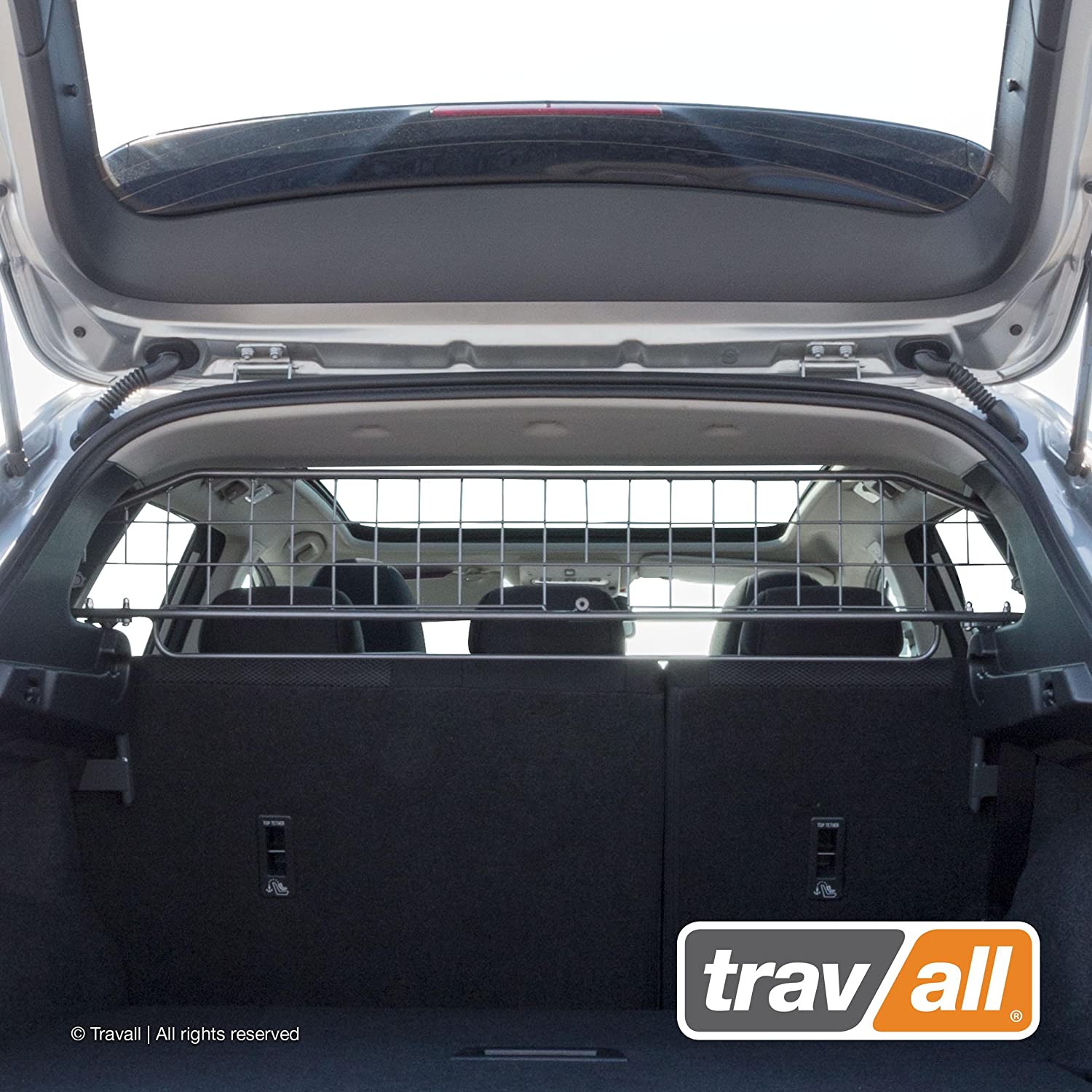 Travall Guard TDG1538 - Vehicle-Specific Dog Guard