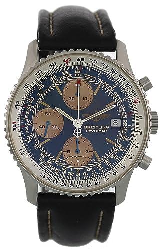 Breitling Vitimer Viento Auto Automático Reloj A13022 para Hombres: Breitling: Amazon.es: Relojes