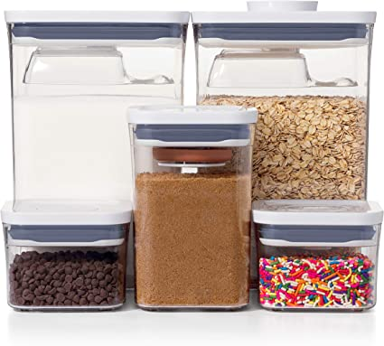 Good Grips 8-Piece Container Baking Set