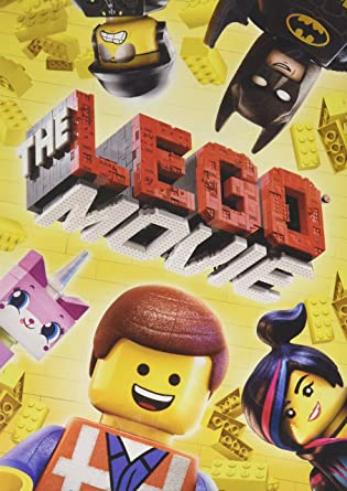 Amazoncom The Lego Movie Dvd Digital Hd Widescreen Movies Tv