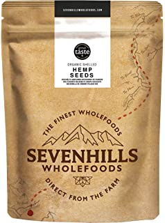 Sevenhills Wholefoods Semillas de Chia Crudo 2kg: Amazon.es ...