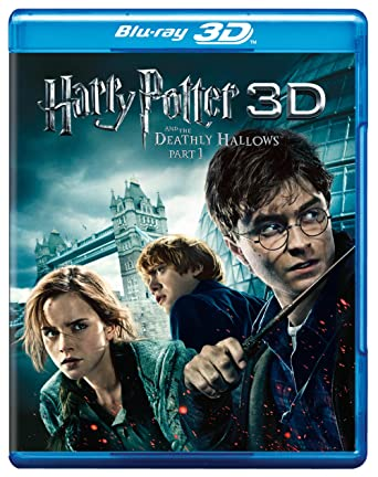 Harry Potter /& Half Blood Prince 3D PROMO CARD No 2