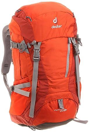 95d0e38f9b0c0 Deuter Wanderrucksack Futura 24 SL orange  Amazon.de  Sport   Freizeit