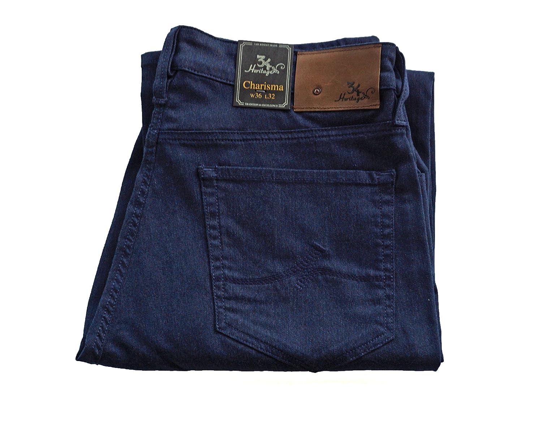 """34 Heritage Jeans """"Charisma"""" (Indigo Luxe)"""