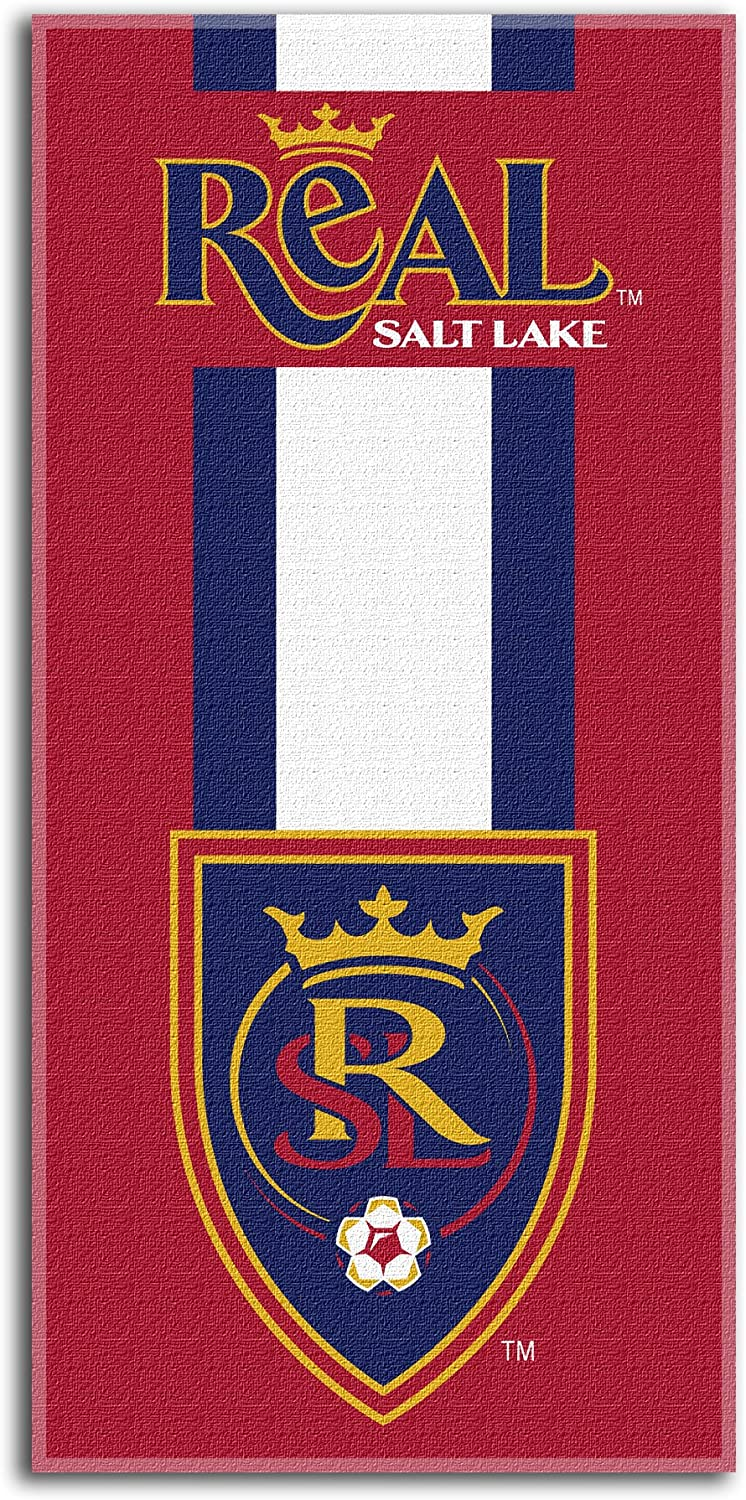 Officially Licensed MLS Zone Read Beach Towel 30 x 60