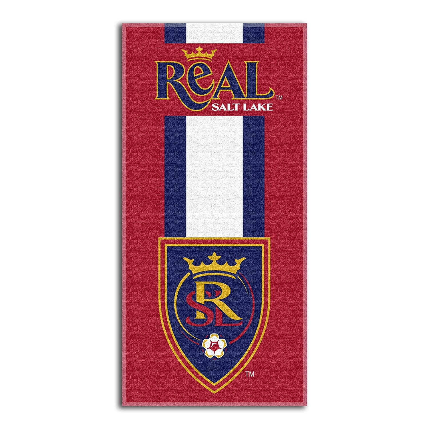 30 x 60 Officially Licensed MLS Zone Read Beach Towel