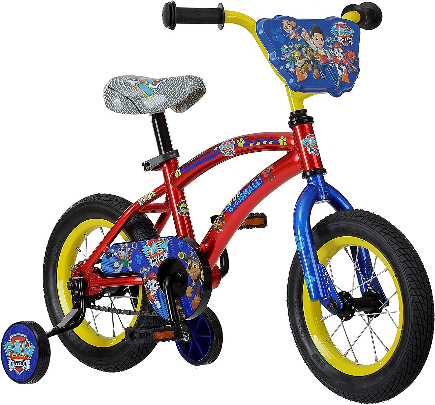 Nickelodeon Paw Patrol Bicycle for Kids