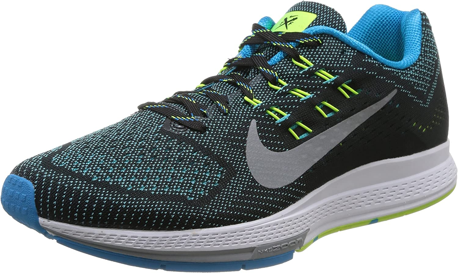 Isla Stewart Morbosidad Despertar  Nike Air Zoom Structure 18, Men's Running Shoes: Amazon.co.uk: Shoes & Bags