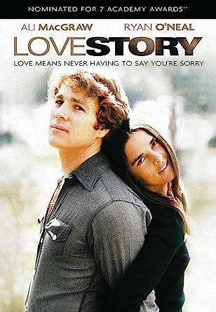 Amazoncom Love Story Ali Macgraw Ryan Oneal John Marley Ray
