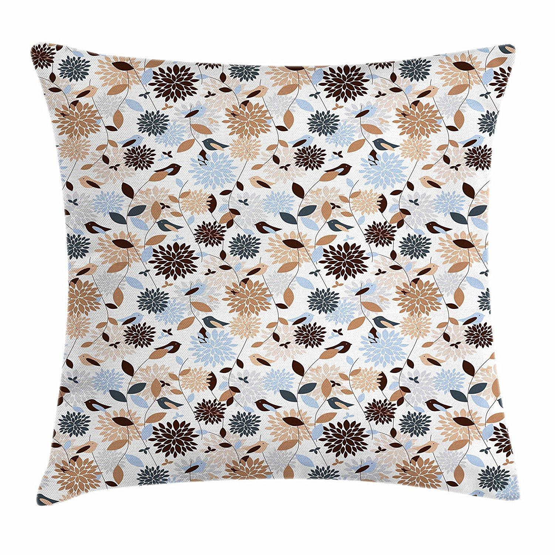 Earth Tone Throw Pillows.Amazon Com Earth Tones Throw Pillow Cushion Cover