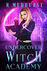 Undercover Witch Academy: First Year Kindle Edition