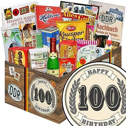 Geschenkideen zum 100 geburtstag