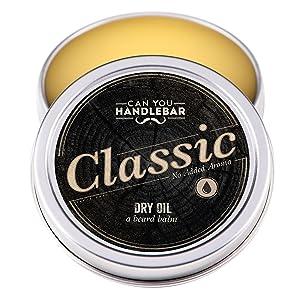 CanYouHandleBar Dry Oil Beard Balm
