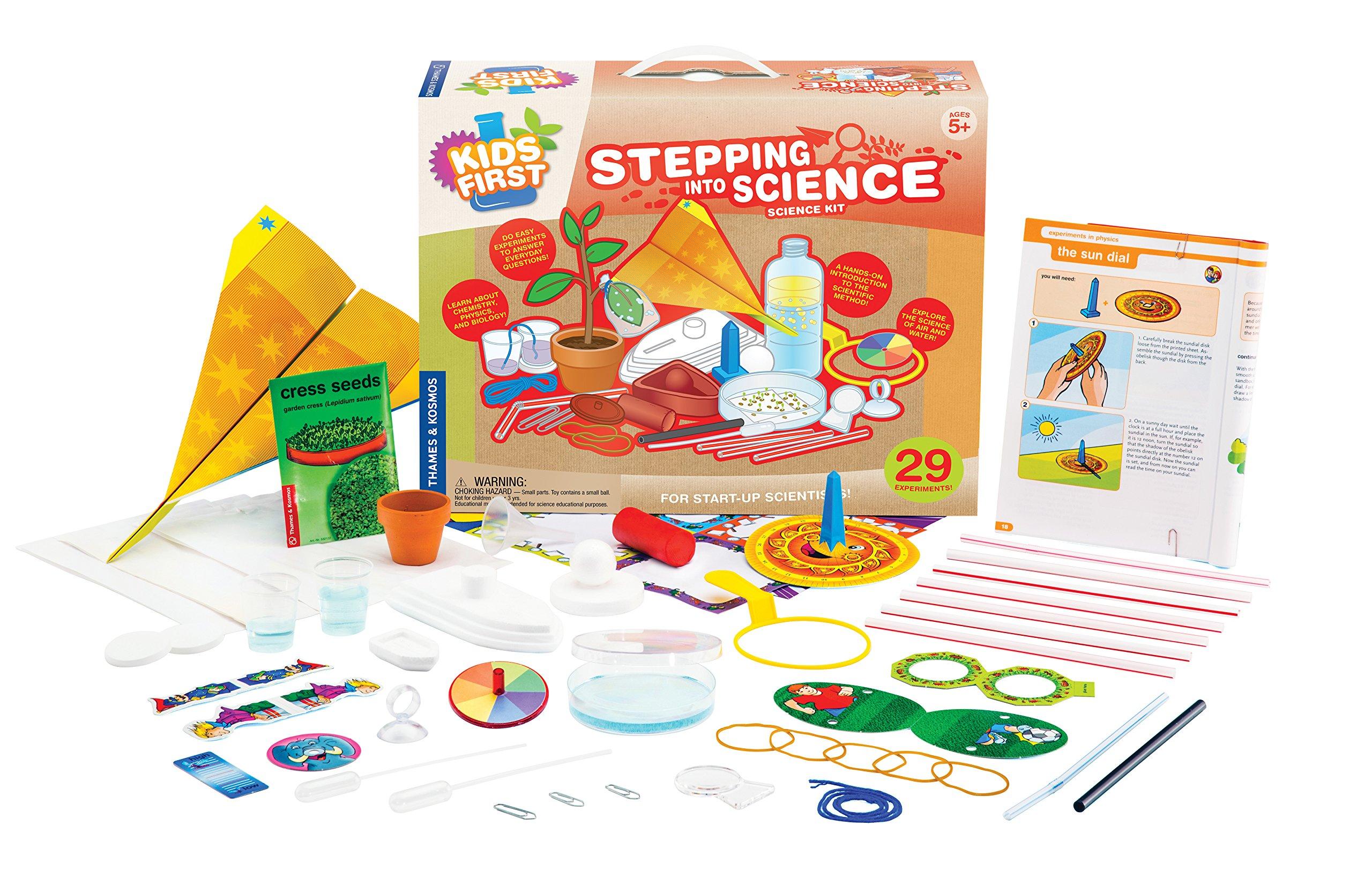 Thames & Kosmos Various Stepping into Science Kit by Thames & Kosmos (Image #2)