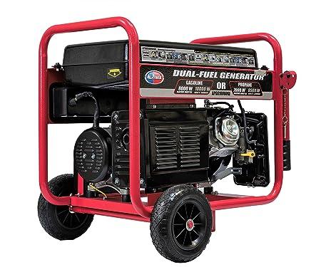 All Power America 10000 Watt Dual Fuel Generator