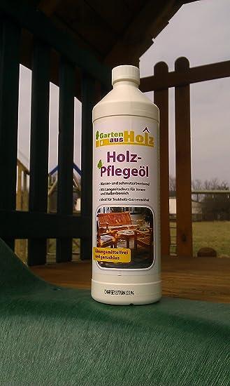 Amazonde Holz Pflegeöl 1 Liter Holzpflege Holzpflegemittel