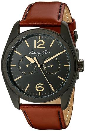 f27cfd549 Amazon.com: Kenneth Cole New York Men's KC8063 Classic Analog ...