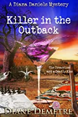 Killer in the Outback (A Diana Daniels Mystery Book 2) Kindle Edition