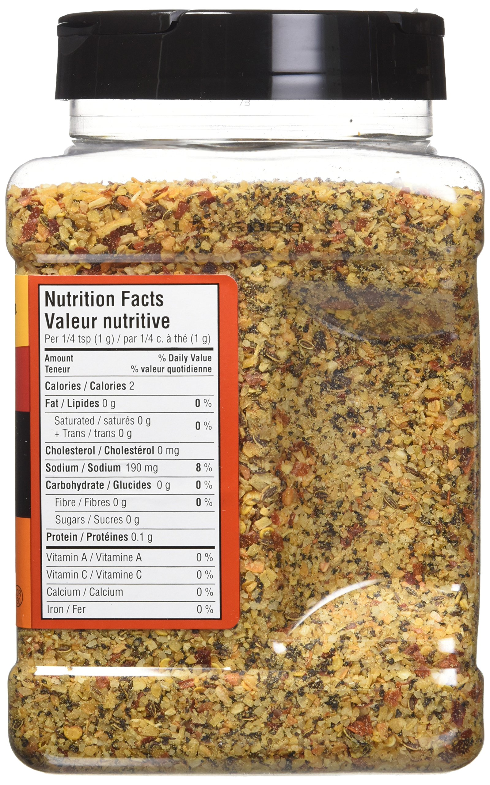 The Keg Steakhouse Steak Seasoning Gluten Free No MSG Added - 1.1kg | 38.8oz {Imported from Canada} by The Keg (Image #5)