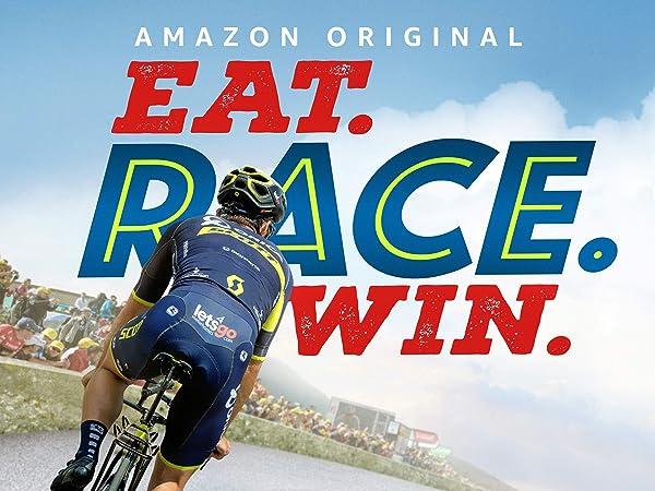プライムビデオ英語字幕版食べて 走って 勝って~レースに勝つための食事の画像