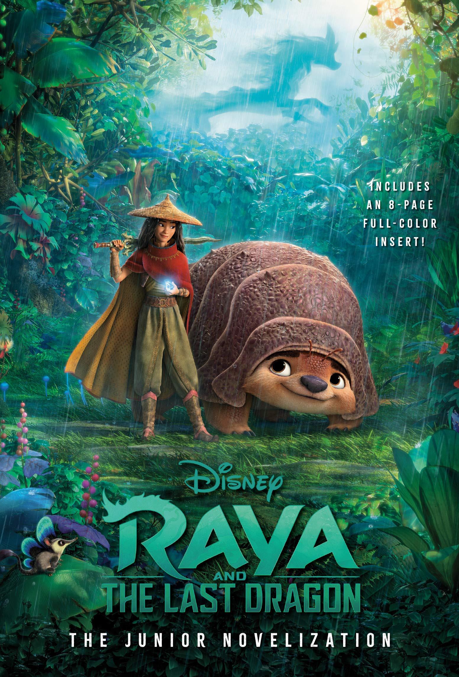 Raya and the Last Dragon: The Junior Novelization (Disney Raya and the Last  Dragon): RH Disney: 9780736441094: Amazon.com: Books