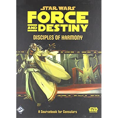 Star Wars: Force and Destiny - Disciples of Harmony: Toys & Games