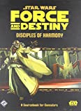 Star Wars Force and Destiny: Disciples of Harmony Role Play Game