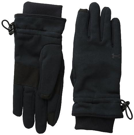under armor fleece gloves