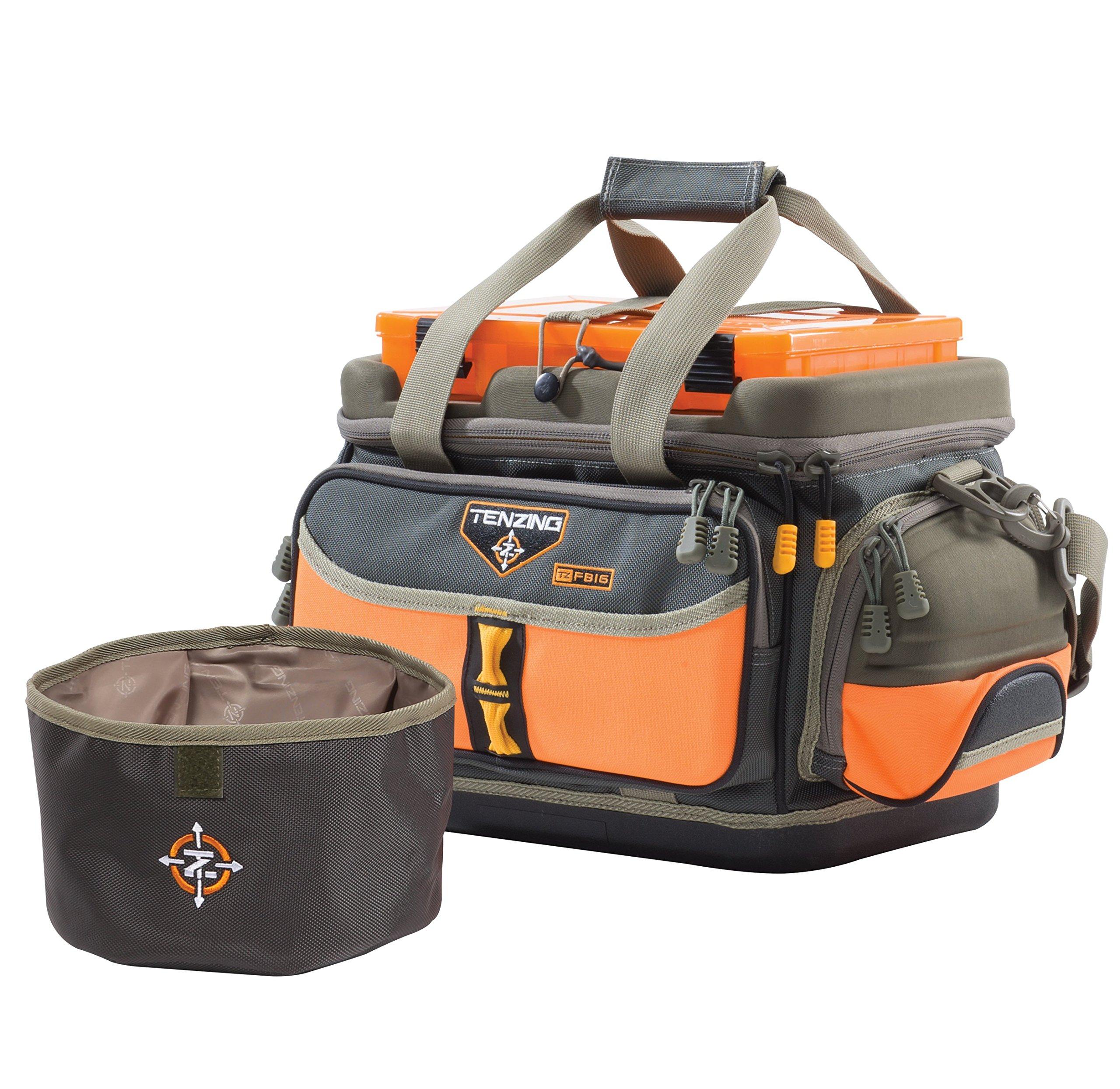 Tenzing TZ UPSBB Upland Field Bag, Blaze Orange by Tenzing (Image #1)
