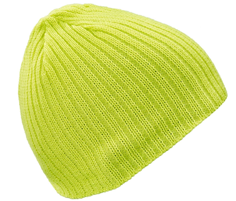 4sold Unisex Boys Girls Winter Hat Wool Knitted Beanie Fleece Cap Ski Snowboard Hats Chunky Knit Beany Beige) Oli kiss