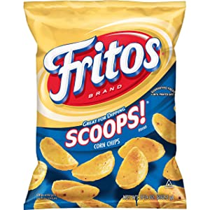 Fritos Scoops! Corn Chips, 9.25 Ounce