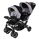 Amazon Price History for:Baby Trend Double Sit N Stand Stroller, Millennium Pink