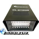 OmniaLaser OL-ST50W Effetto Luce Strobo Lampada Stroboscopica LED, Bianco