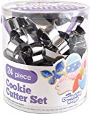 Spring Cookie Cutters, 24-Count