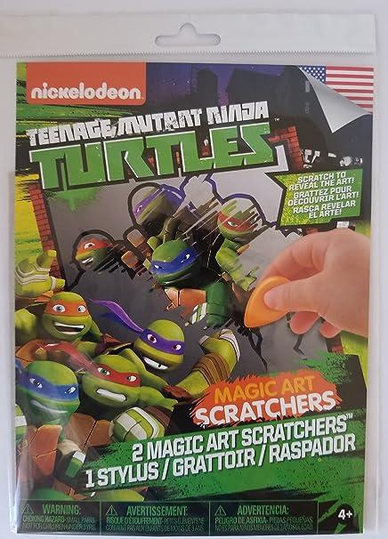 Amazon.com: Nickelodeon Teenage Mutant Ninja Turltes: Toys ...