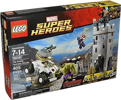 Lego Super Heroes Set