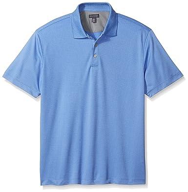 b5cdf235817b Van Heusen Men s Air Short Sleeve Polo at Amazon Men s Clothing store