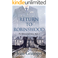 Return to Robinswood: An Irish family saga. (The Robinswood Story Book 2) book cover