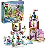 レゴ(LEGO) ディズニープリンセス アリエル・オーロラ姫・ティアナのプリンセスパーティ  41162 ブロック おもちゃ 女の子