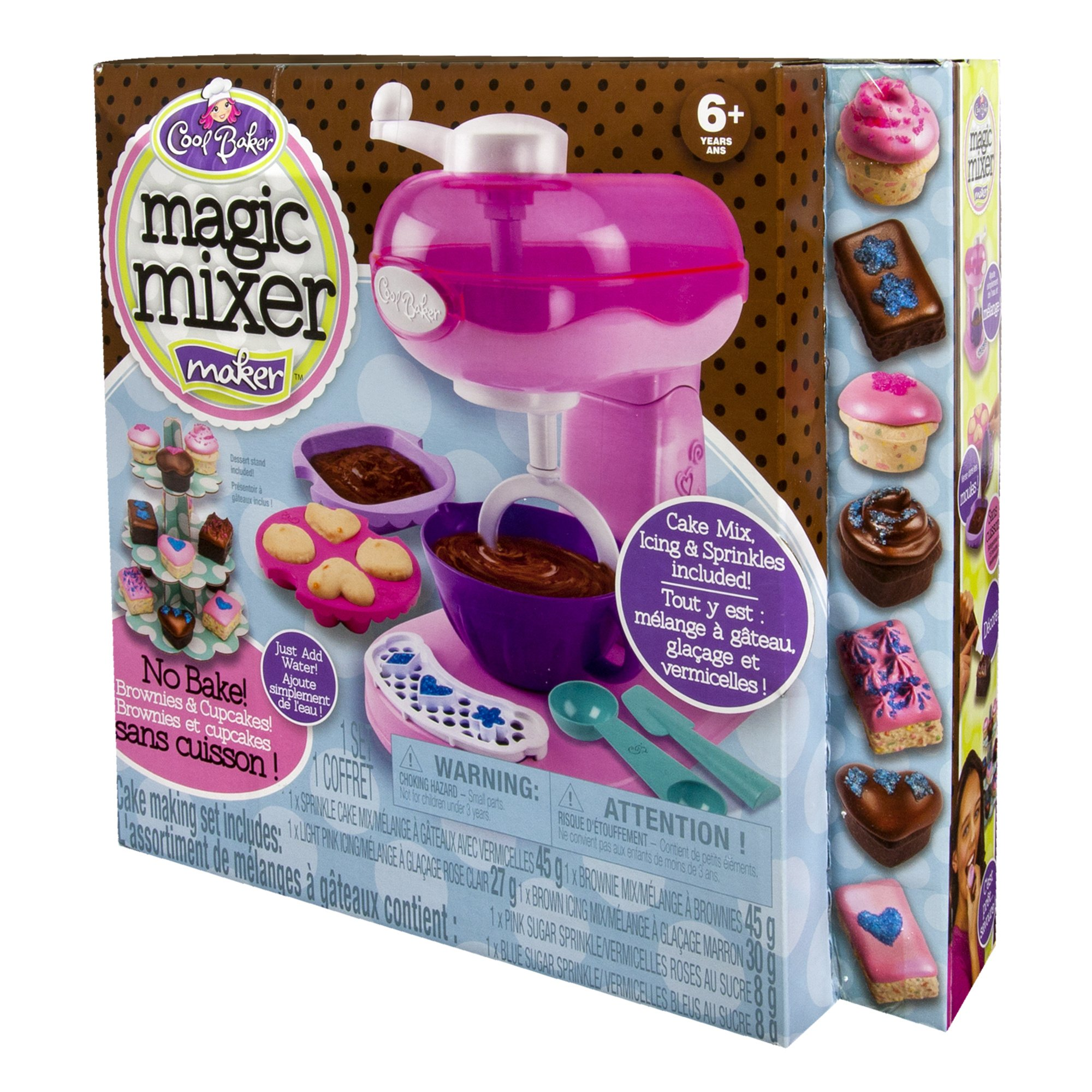 Cool Baker Magic Mixer Maker - Pink by Cool Baker (Image #13)