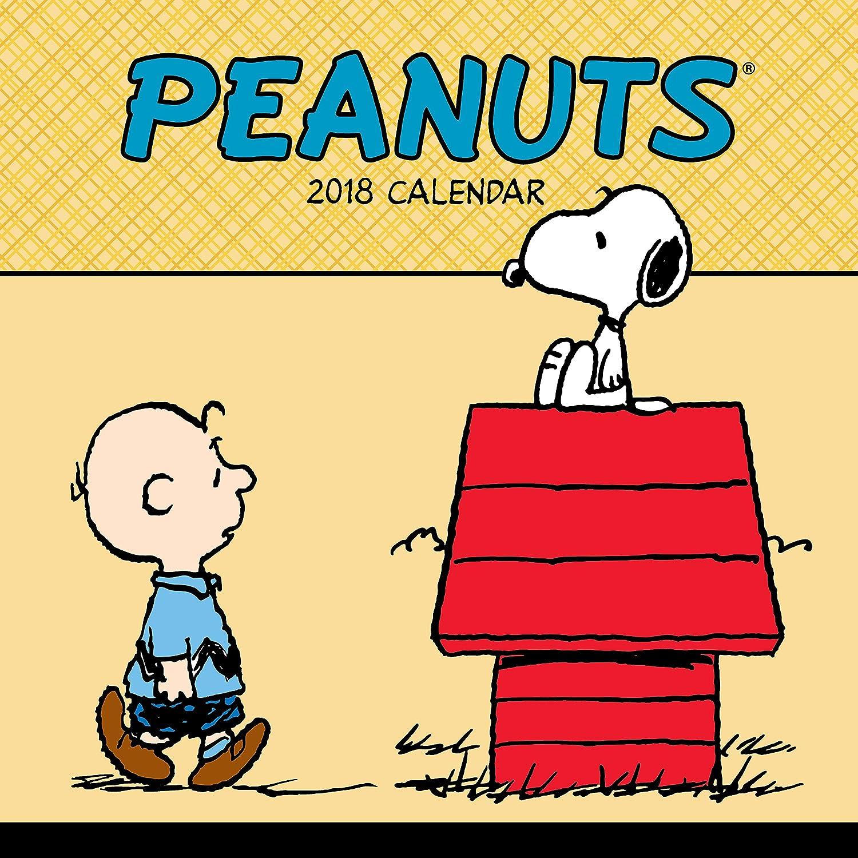 Calendario 2018 Snoopy- Comic Trip - Peanut - Scott Adams + ...